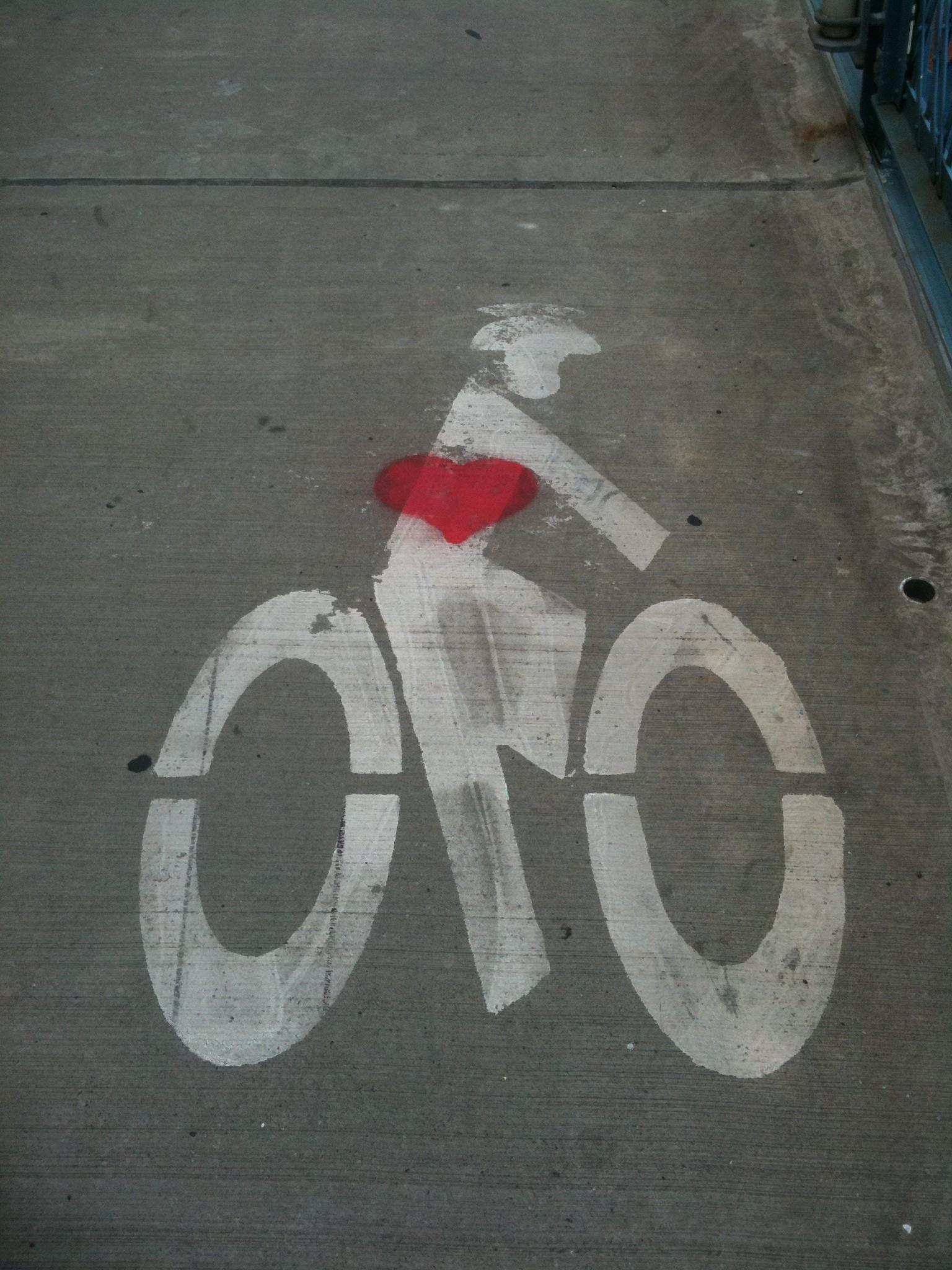 bikelanelove