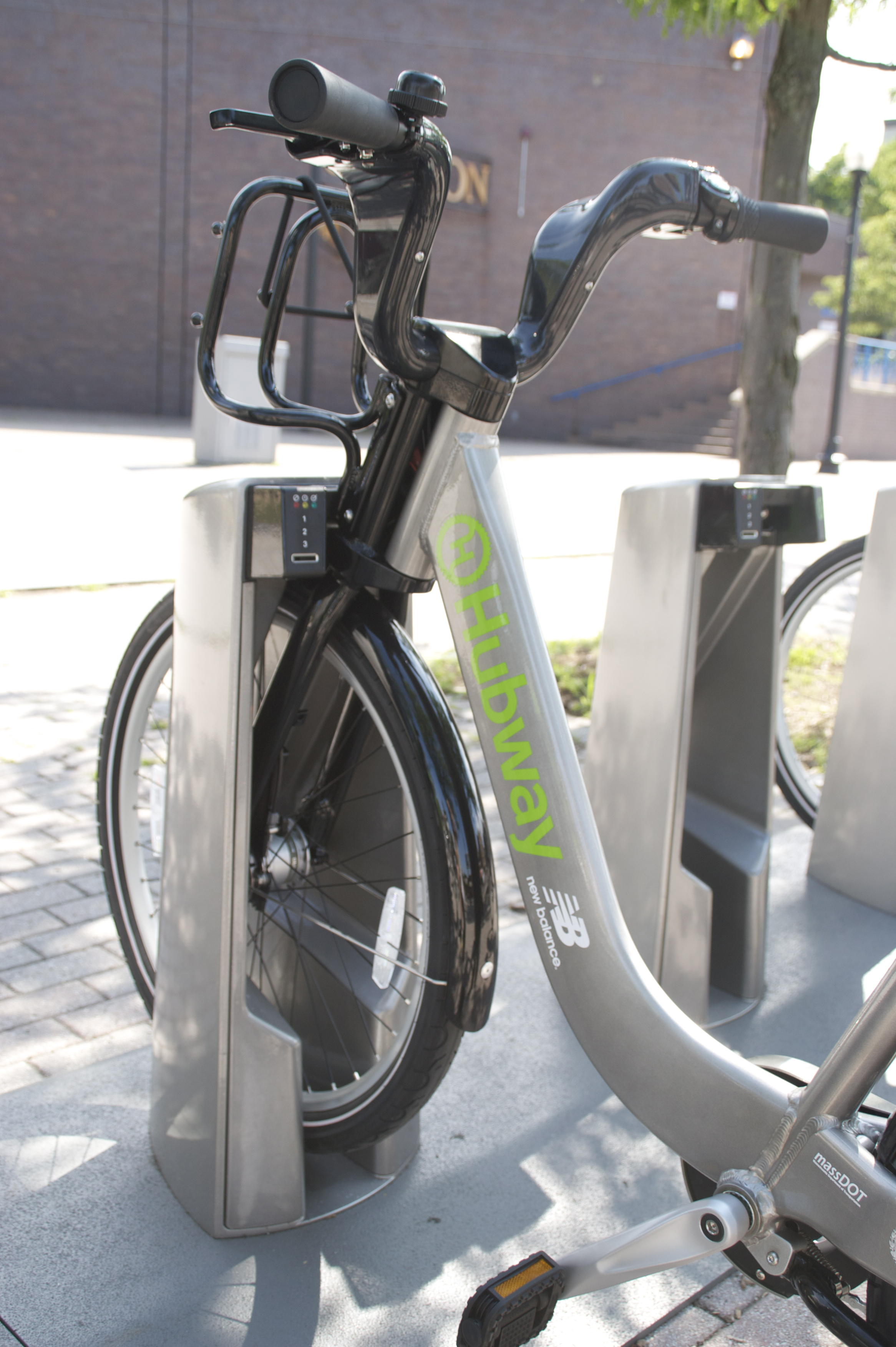 hubway dock